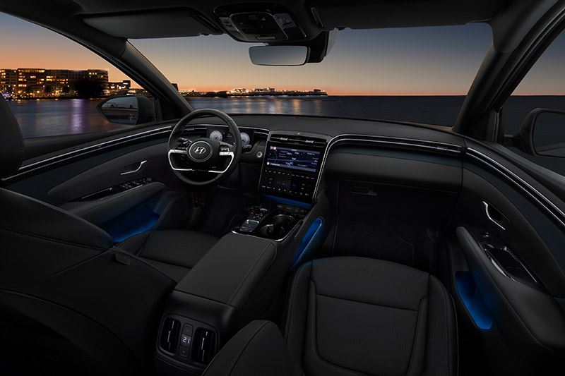 De nieuwe Hyundai Tucson is zeer rijk uitgerust en heeft een scherpe vanafprijs.