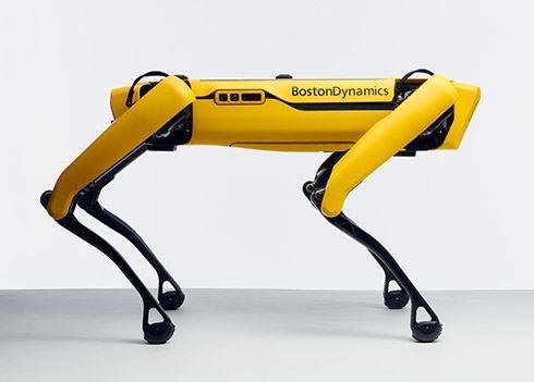 Euisun Chung bezoekt Motional en Boston Dynamics