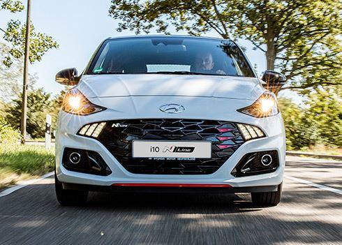 Hyundai i10 N Line vs. Volkswagen Up GTI ... wie wint?