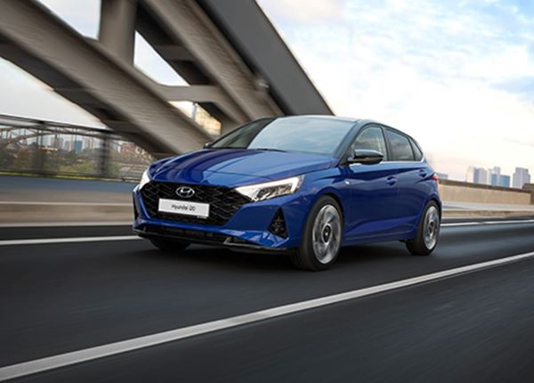 Een pluim van het AD voor de nieuwe Hyundai i20