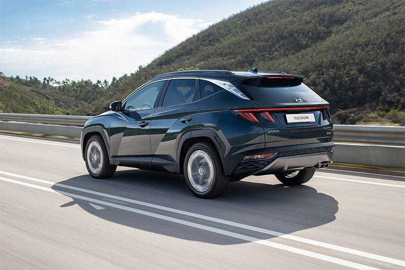 'Wat de Hyundai TUCSON echt bijzonder maakt is de kwaliteit', schrijft Autozine.