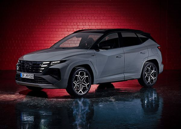 TUCSON N Line: misschien wel de sportiefste SUV ter wereld