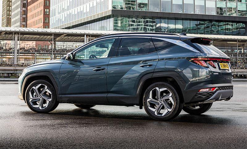 De nieuwe Hyundai TUCSON is een van de veiligste en meest geavanceerde (betaalbare) familieauto's van het moment.