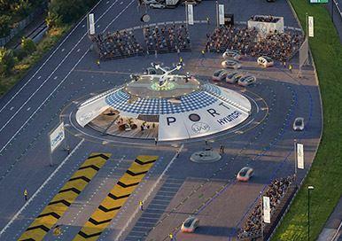 Is dit de toekomstige luchthaven voor Hyundai's vliegende auto?
