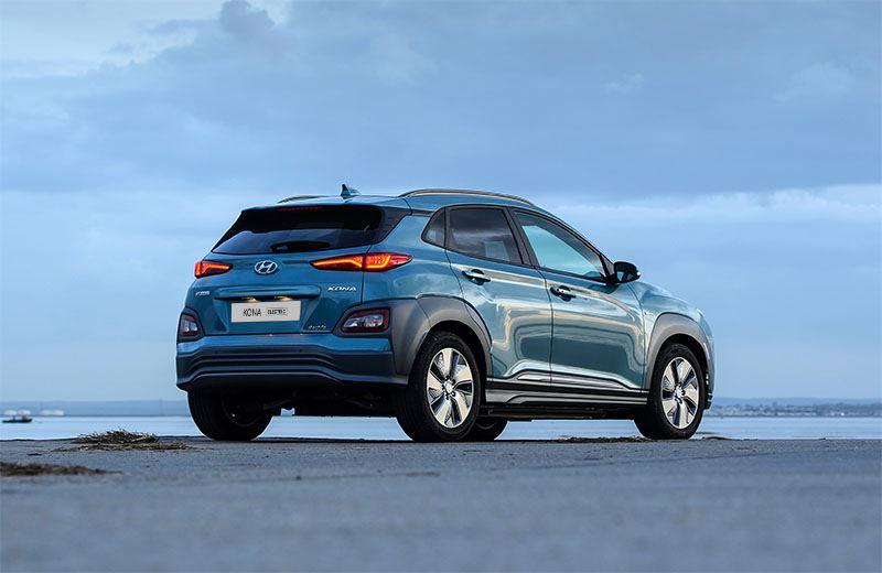Van stoelventilatie tot achterbankverwarming: de Hyundai KONA Electric biedt pure verwennerij.