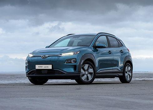 Hyundai KONA Electric te sterk voor Aiways U5 en Volkswagen ID.3