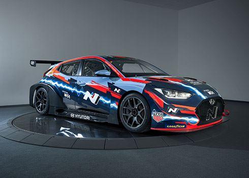 Hyundai gaat elektrisch racen in ETCR