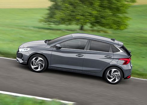 Hyundai TV over de rising star van de compacte klasse