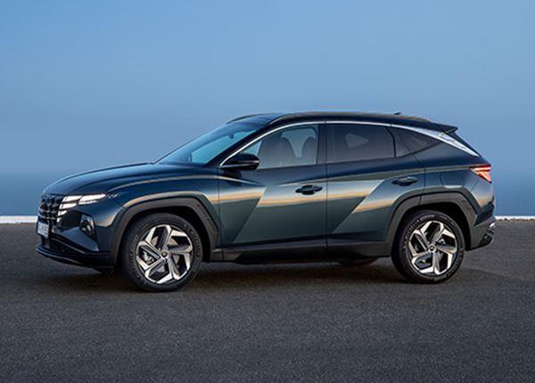 Nieuwe TUCSON: 'Een hippe en luxe SUV'