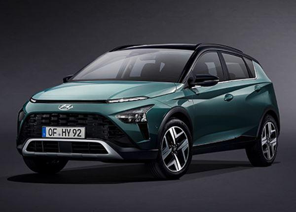 Hyundai onthult de nieuwe BAYON