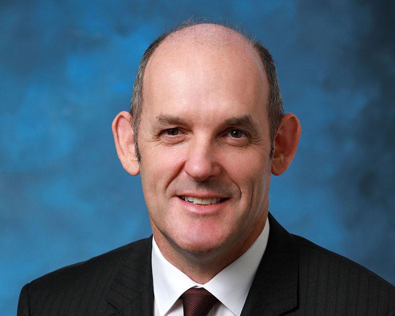 President en CEO van Hyundai Motor Europe, Michael Cole.