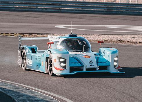 Hyundai en Forze Hydrogen Racing slaan handen ineen