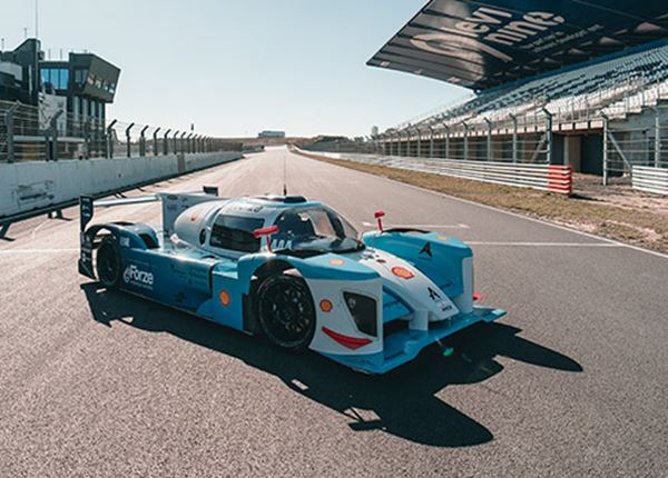 Hyundai en Forze Hydrogen Racing gaan krachten bundelen