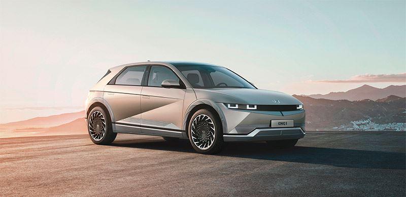 De nieuwe IONIQ 5 is gebouwd op het revolutionaire E-GMP-platform van Hyundai.