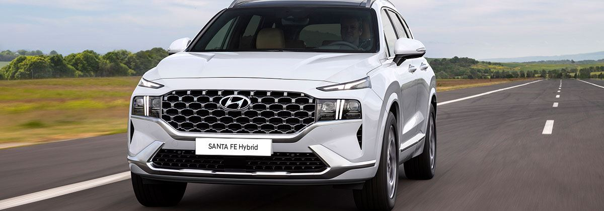 Nieuwe Hyundai SANTA FE nu in de showroom