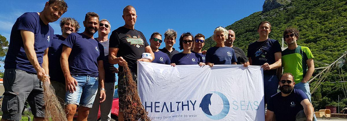 Hyundai steunt Healthy Seas