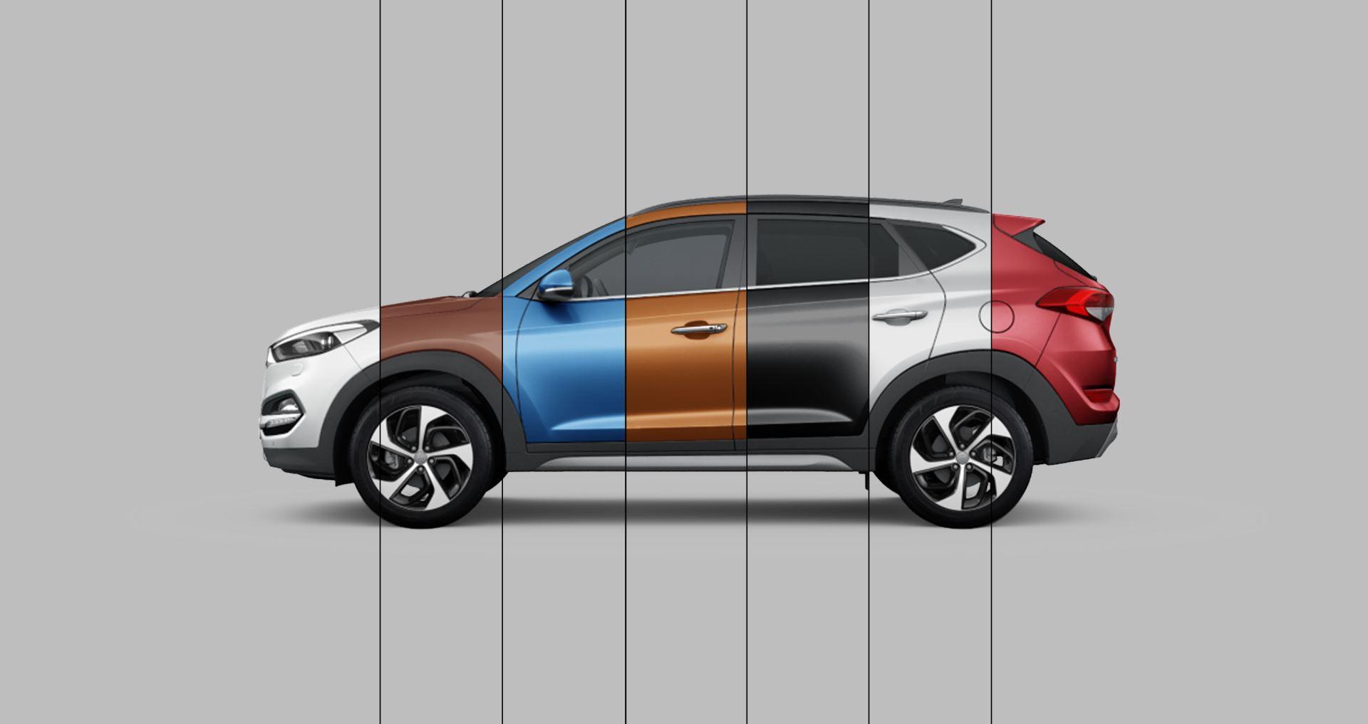 Wedden dat wij jouw autokleur kunnen raden!