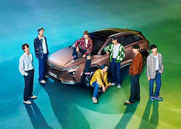 Hyundai en BTS: samen voor een groene toekomst