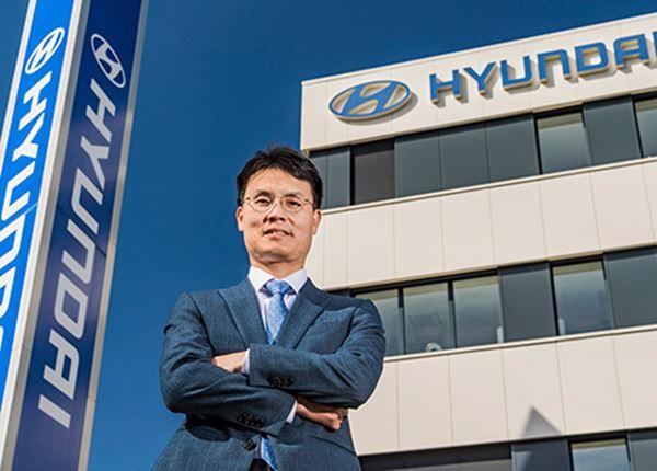 Nieuwe president voor Hyundai Motor Nederland