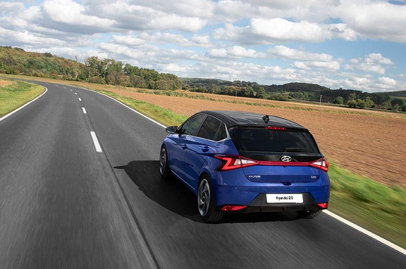 De technologie van mild hybride in de Hyundai i20 moet zorgen voor een brandstofreductie van drie tot vier procent.