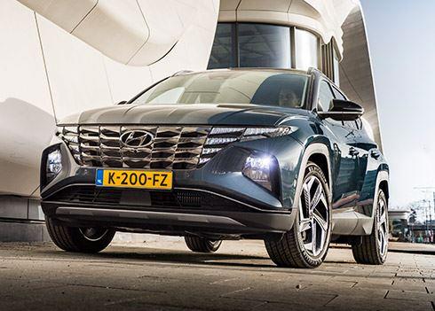 Rijtest Hyundai TUCSON, een auto voor fijnproevers
