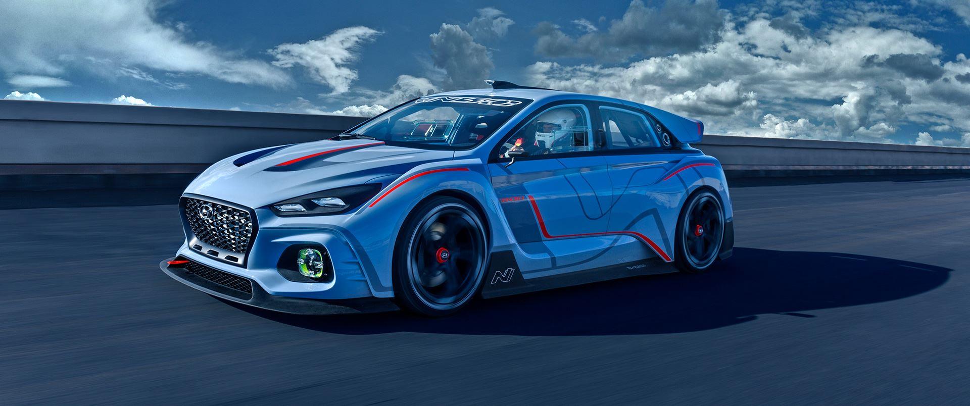 5 supersnelle Hyundai's met (heel) veel pk's!