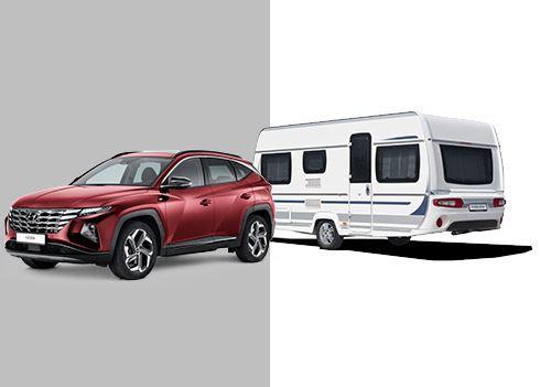 ANWB KampeerKampioen: 'De Hyundai TUCSON is een zeer prettige trekauto'