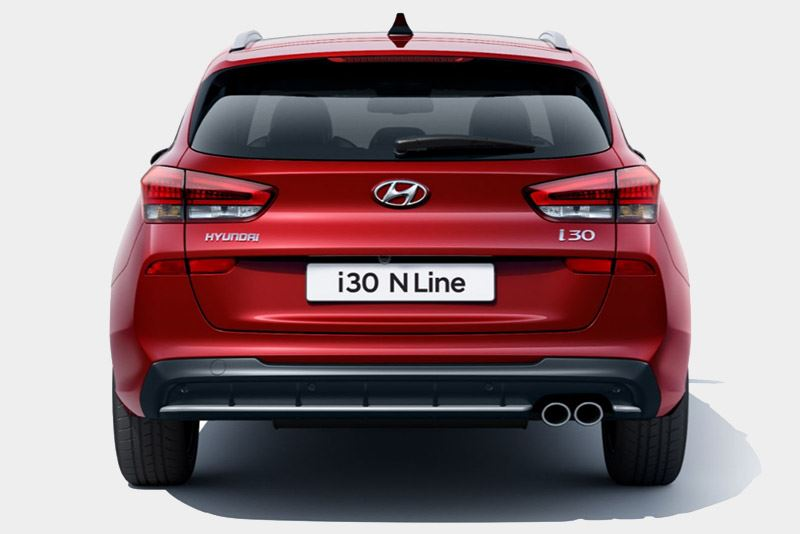 Hyundai i30 Wagon N Line.