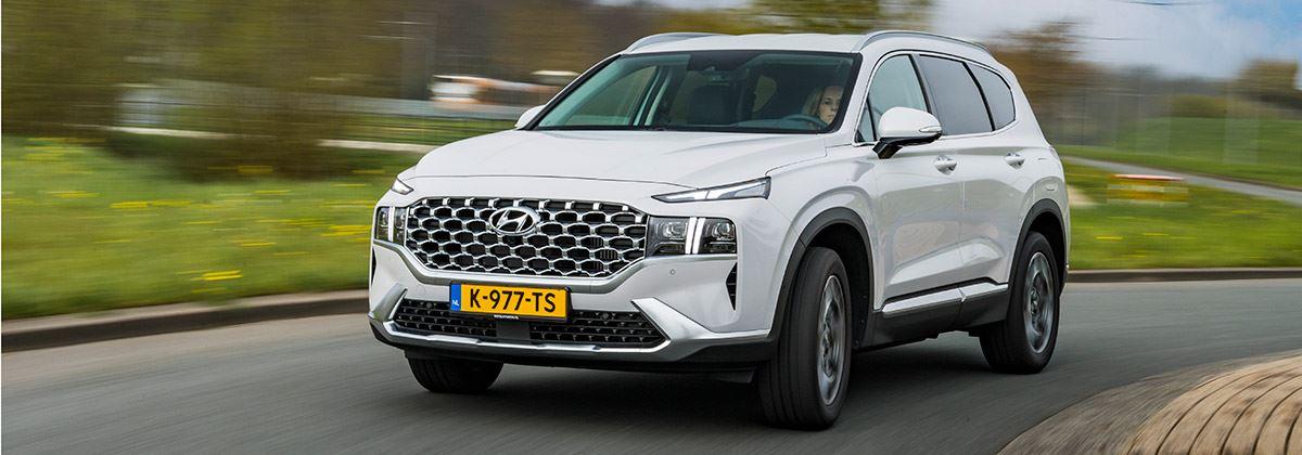 Waarom de Hyundai SANTA FE nu nóg (veel) aantrekkelijker is