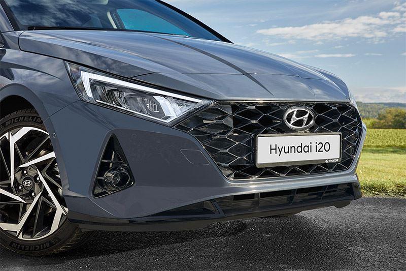 De nieuwe Hyundai i20 maakt een grote stap voorwaarts ten opzichte van zijn voorganger.