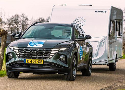Hyundai TUCSON Trekauto van het Jaar 2021