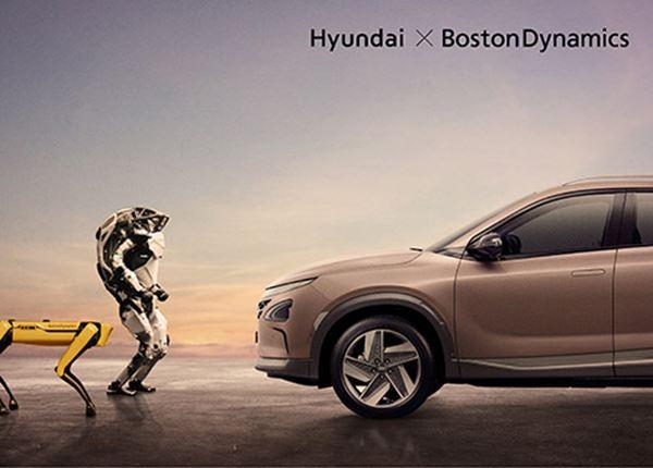 Hyundai bevestigt overname Boston Dynamics