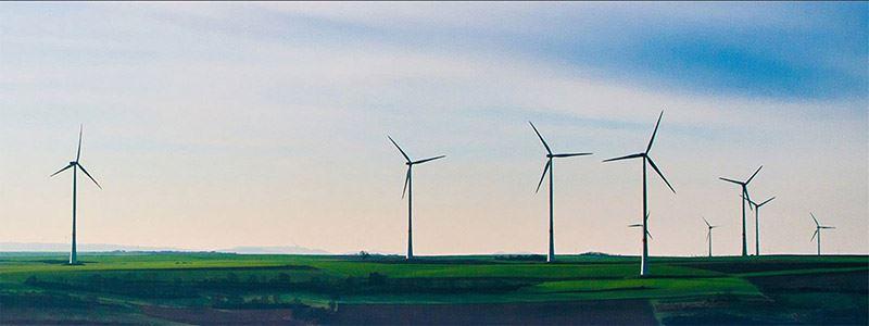 Waterstof dat door zon- en windenergie wordt geproduceerd, noemen we groene waterstof.