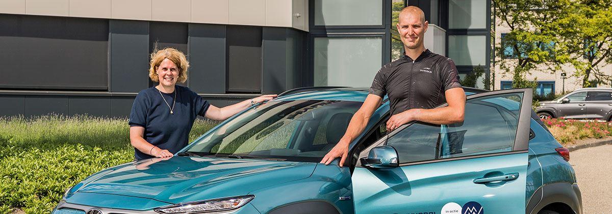 Maarten van der Weijden Foundation dit jaar ondersteund door Hyundai