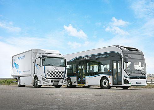 Hyundai nu aandeelhouder in H2 MOBILITY
