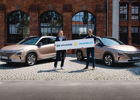 Het belang van waterstof: Hyundai aandeelhouder in H2 MOBILITY