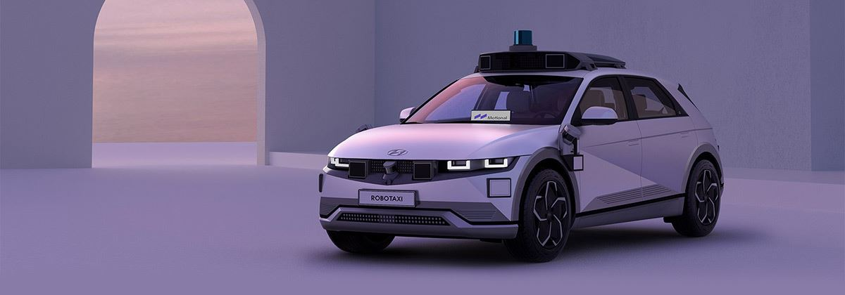 Hyundai onthult IONIQ 5-robotaxi