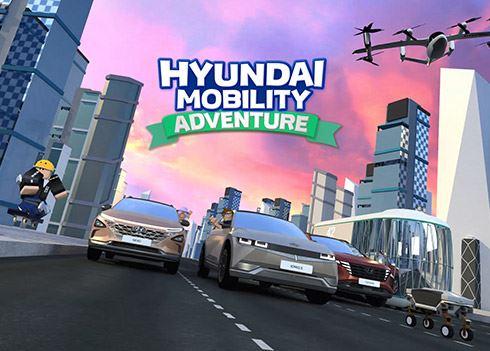 Hyundai brengt gloednieuwe experience naar gameplatform Roblox