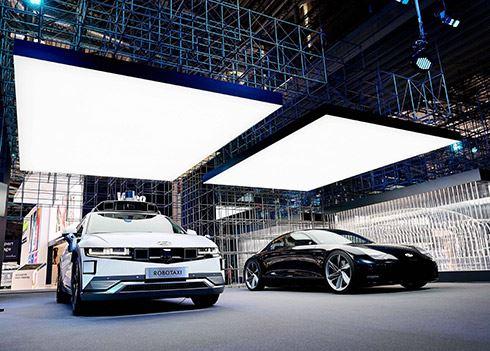 Hyundai presenteert plannen CO2-neutraliteit op IAA