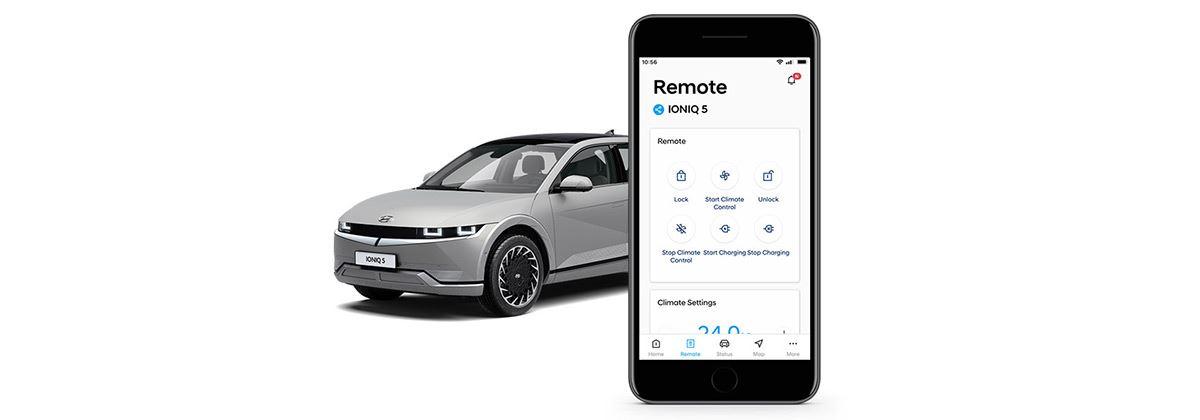 Hyundai lanceert vernieuwde Bluelink-app
