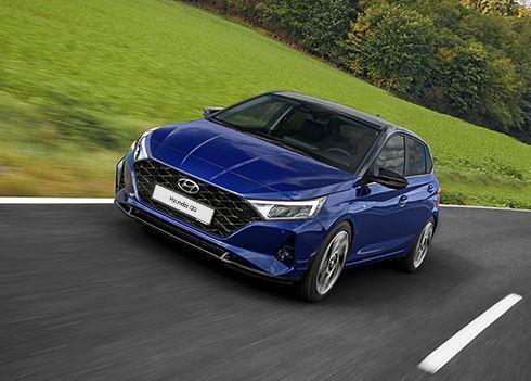 5 redenen om voor de Hyundai i20 te kiezen
