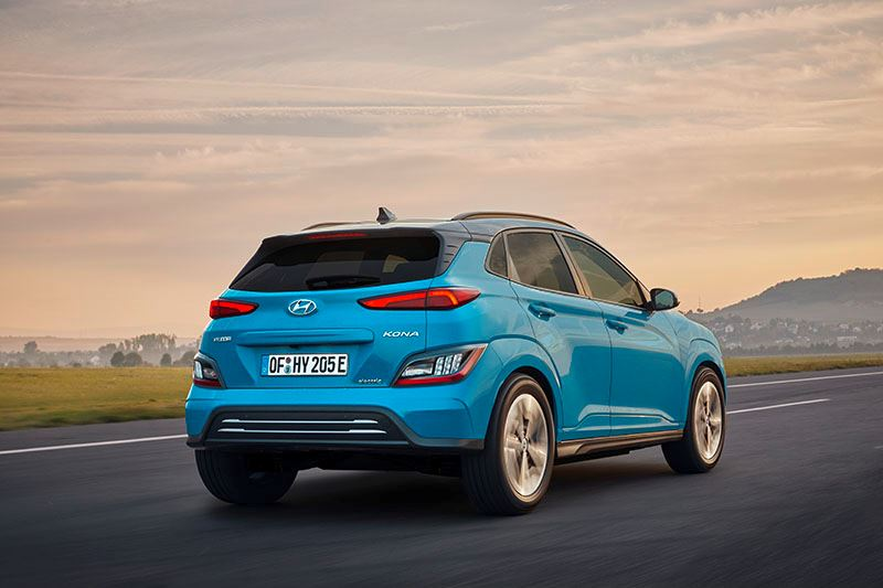 De Hyundai KONA Electric is helemaal vernieuwd en nu nog mooier, beter, leuker, slimmer.