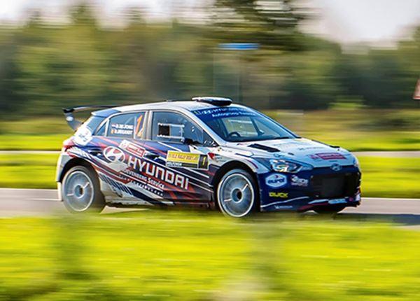 Bob de Jong heerst van start tot finish in ELE Rally 2021