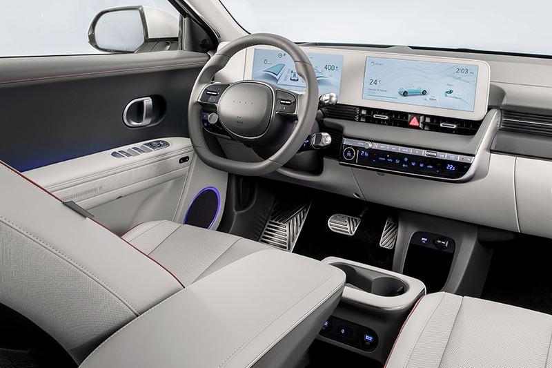 De IONIQ 5 is het eerste model van Hyundai die mogelijkheden biedt voor Vehicle to Load en Vehicle to Grid.