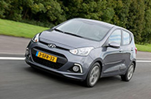 10 redenen om voor de Hyundai i10 te kiezen