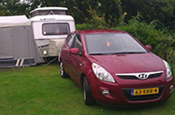 Hyundai i20 staat zijn mannetje als trekauto