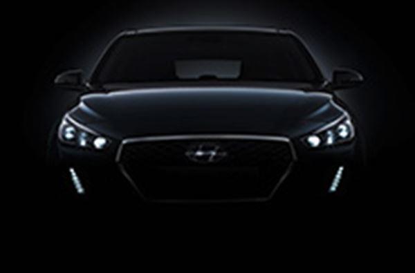 Eerste beelden nieuwe generatie Hyundai i30!