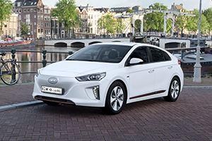 Hyundai geeft IONIQ Electric extra impuls