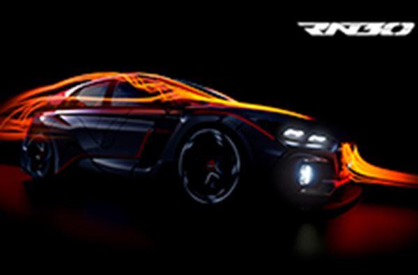 Hyundai onthult high-performance N Concept op Autosalon van Parijs.