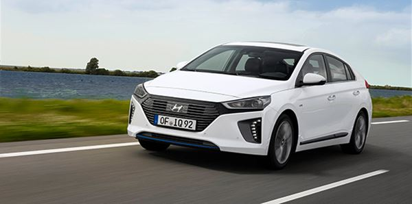 Hyundai IONIQ Electric bestverkochte EV van NL!